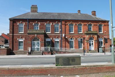 Pearson House, Station Road